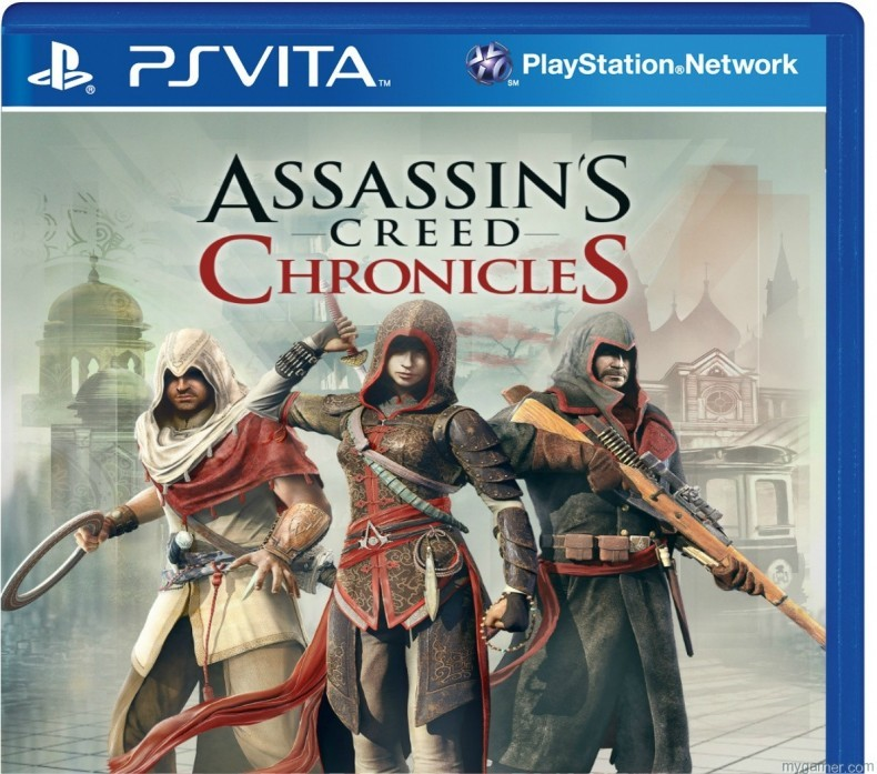 Assassin's Creed Chronicles Russia and Trilogy Pack Now Available and Coming Soon to Vita Assassin's Creed Chronicles Russia and Trilogy Pack Now Available and Coming Soon to Vita Assassins Creed Chronicles PS Vita 790x697