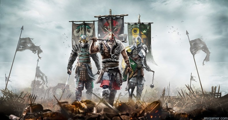 For Honor Preview For Honor Preview For Honor banner 790x415