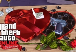 Grand Theft Auto Online Be My Valentine Grand Theft Auto Online: Be My Valentine now available Grand Theft Auto Online: Be My Valentine now available GTAO BMV 640x360 263x180