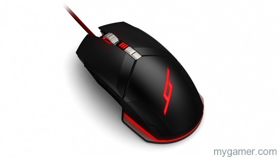 division zero m50 pro gaming mouse review Division Zero M50 Pro Gaming Mouse Review M50 Left View