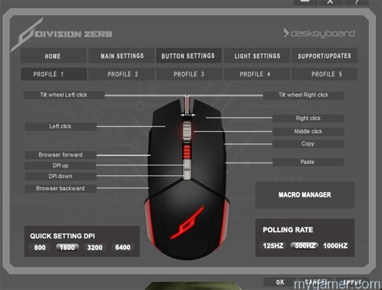 Go ahead. Change your settings. division zero m50 pro gaming mouse review Division Zero M50 Pro Gaming Mouse Review Mouse Driver