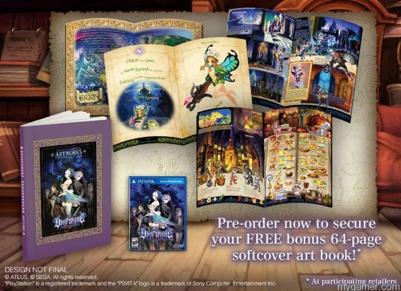 Odin Sphere Leifthrasir book Gawk at the Odin Sphere Leifthrasir Gwendolyn Trailer Gawk at the Odin Sphere Leifthrasir Gwendolyn Trailer Odin Sphere Leifthrasir book