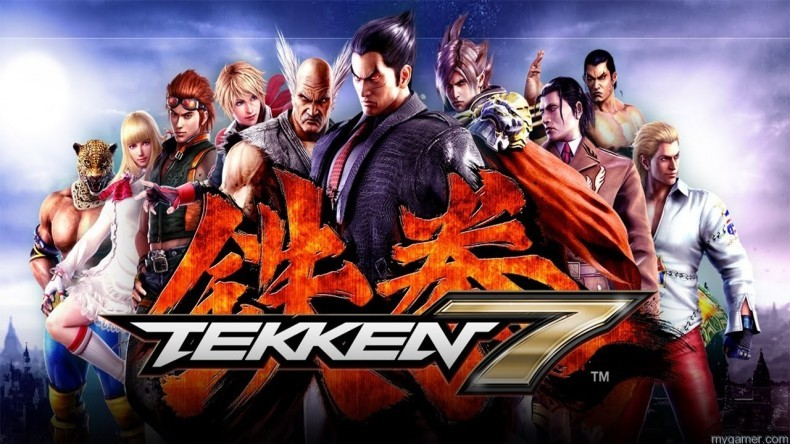Want to Play a TEKKEN 7 Arcade Machine? Go to Wizard World 2016 Want to Play a TEKKEN 7 Arcade Machine? Go to Wizard World 2016 Tekken7 banner 790x444
