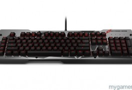 Division Zero X40 Pro Gaming Mechanical Keyboard Review Division Zero X40 Pro Gaming Mechanical Keyboard Review X40 Front View 263x180
