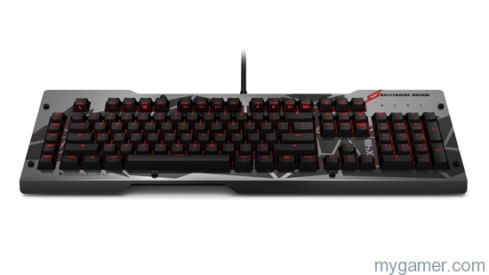 Division Zero X40 Pro Gaming Mechanical Keyboard Review Division Zero X40 Pro Gaming Mechanical Keyboard Review X40 Front View