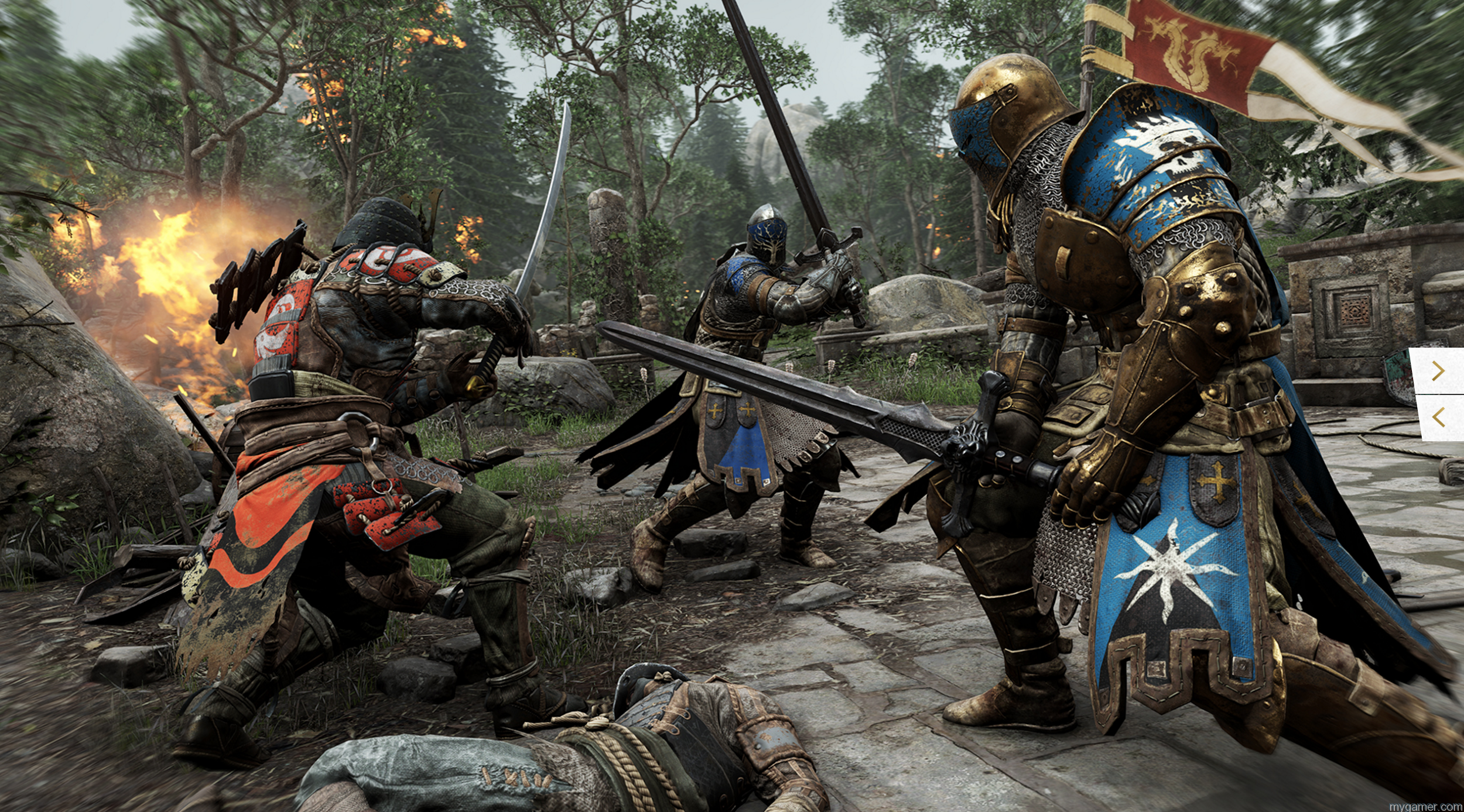 forhonor For Honor Preview For Honor Preview forhonor