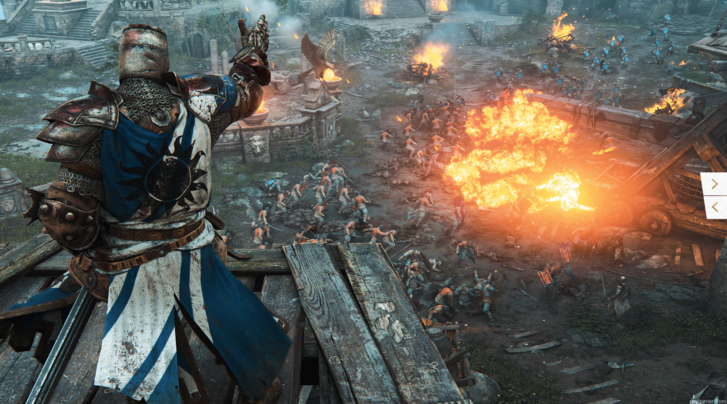 forhonor2 For Honor Preview For Honor Preview forhonor2