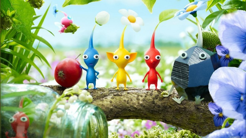 nintendo cuts prices on software with latest round of nintendo selects Nintendo Cuts Prices on Software With Latest Round of Nintendo Selects pikmin 3 wallpaper 1 790x444