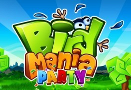 Bird Mania Party for Wii U Coming to eShop on March 17, 2016 Bird Mania Party for Wii U Coming to eShop on March 17, 2016 BirdManiaParty Cover 263x180