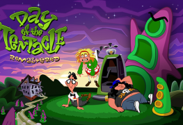 Day of the Tentacle Remastered Now Available to Pre Order Day of the Tentacle Remastered Now Available to Pre Order Day of the Tentacle Remasterd Banner 263x180