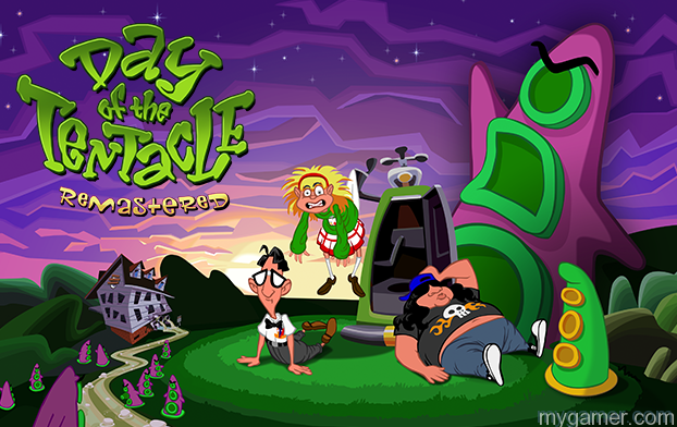 Day of the Tentacle Remastered Now Available to Pre Order Day of the Tentacle Remastered Now Available to Pre Order Day of the Tentacle Remasterd Banner