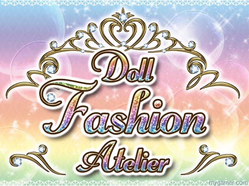 DollFashionAtelier Logo Teyon Dresses Up With Doll Fashion Atelier on 3DS Teyon Dresses Up With Doll Fashion Atelier on 3DS DollFashionAtelier Logo