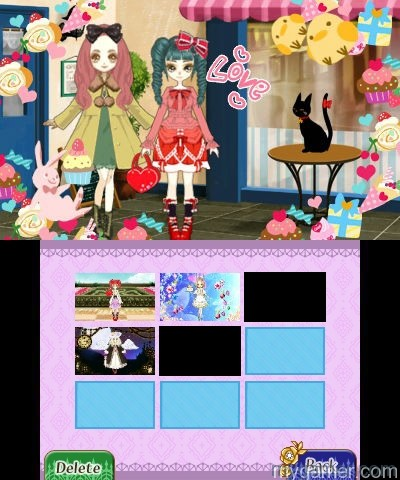 DollFashionAtelier3 Teyon Dresses Up With Doll Fashion Atelier on 3DS Teyon Dresses Up With Doll Fashion Atelier on 3DS DollFashionAtelier3