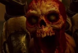 Check Out the new Live Action Doom Trailer Check Out the new Live Action Doom Trailer Doom skeleton 263x180
