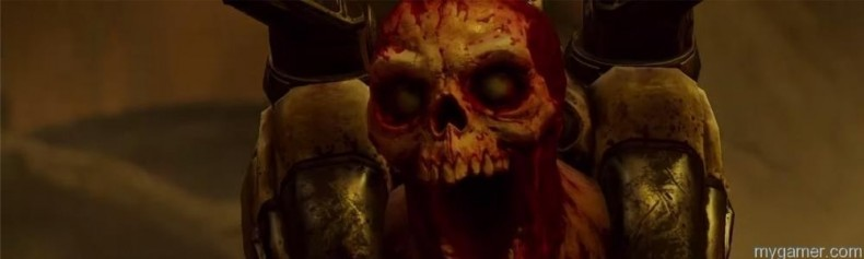 Check Out the new Live Action Doom Trailer Check Out the new Live Action Doom Trailer Doom skeleton 790x237