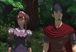 King's Quest - Chapter 3: Once Upon a Climb Releasing in April King's Quest – Chapter 3: Once Upon a Climb Releasing in April KQCh3 Screen 03 263x180