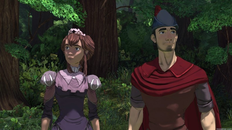 King's Quest - Chapter 3: Once Upon a Climb Releasing in April King's Quest – Chapter 3: Once Upon a Climb Releasing in April KQCh3 Screen 03 790x444
