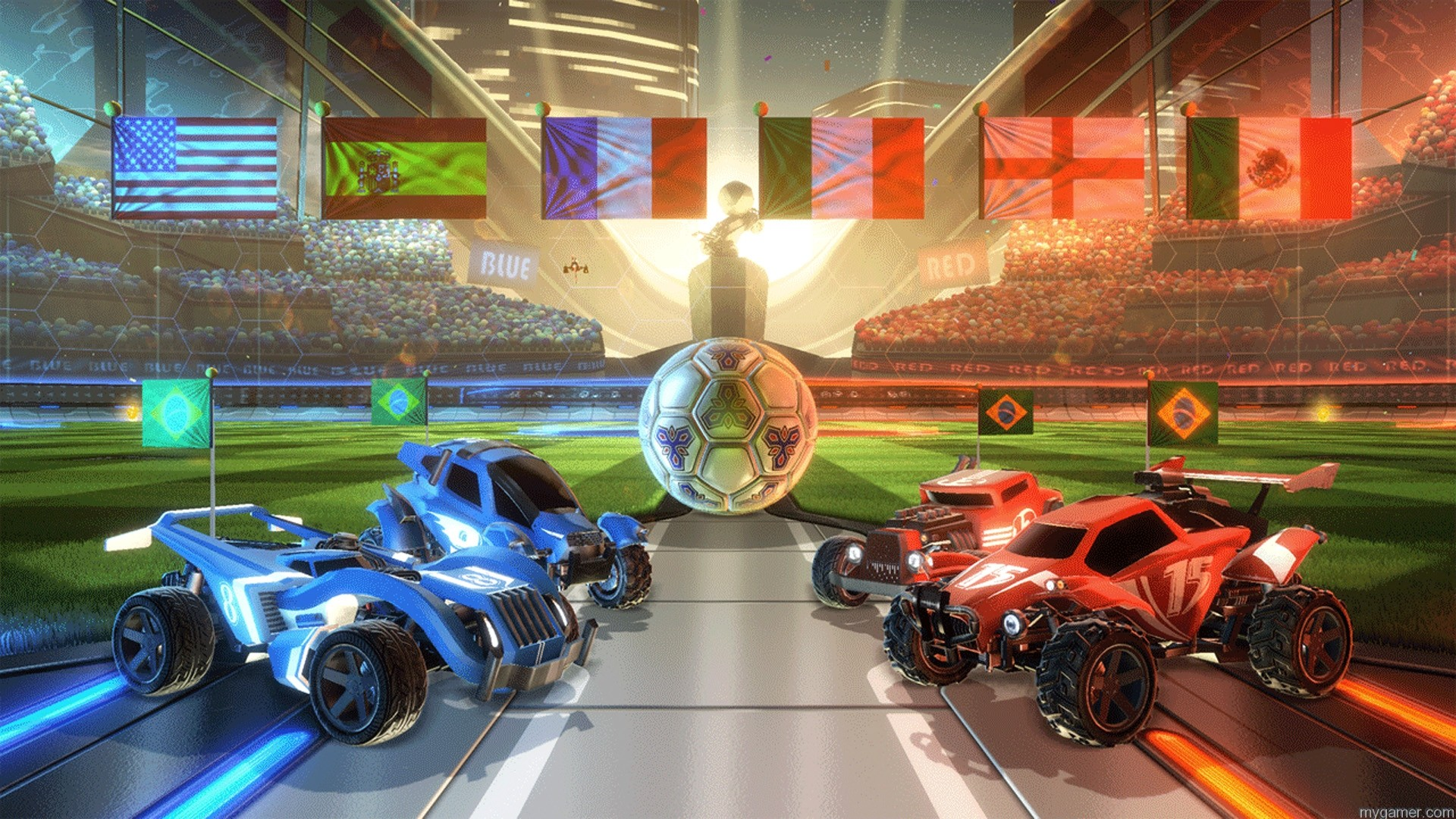 Rocket League imiage Rocket League Getting Physical Collector's Edition in Q3 2016 Rocket League Getting Physical Collector's Edition in Q3 2016 Rocket League imiage