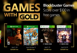 Xbox Live Games With Gold For April 2016 Xbox Live Games With Gold For April 2016 Announced Xbox Games With Gold April 2016 263x180