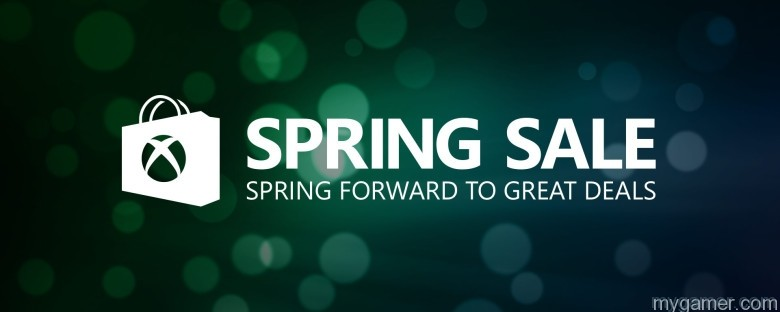 Xbox Live's Spring Sale 2016 Now Live Xbox Live's Spring Sale 2016 Now Live – 1 Month of LIVE for One Dollar Xbox Live Spring Sale 2016