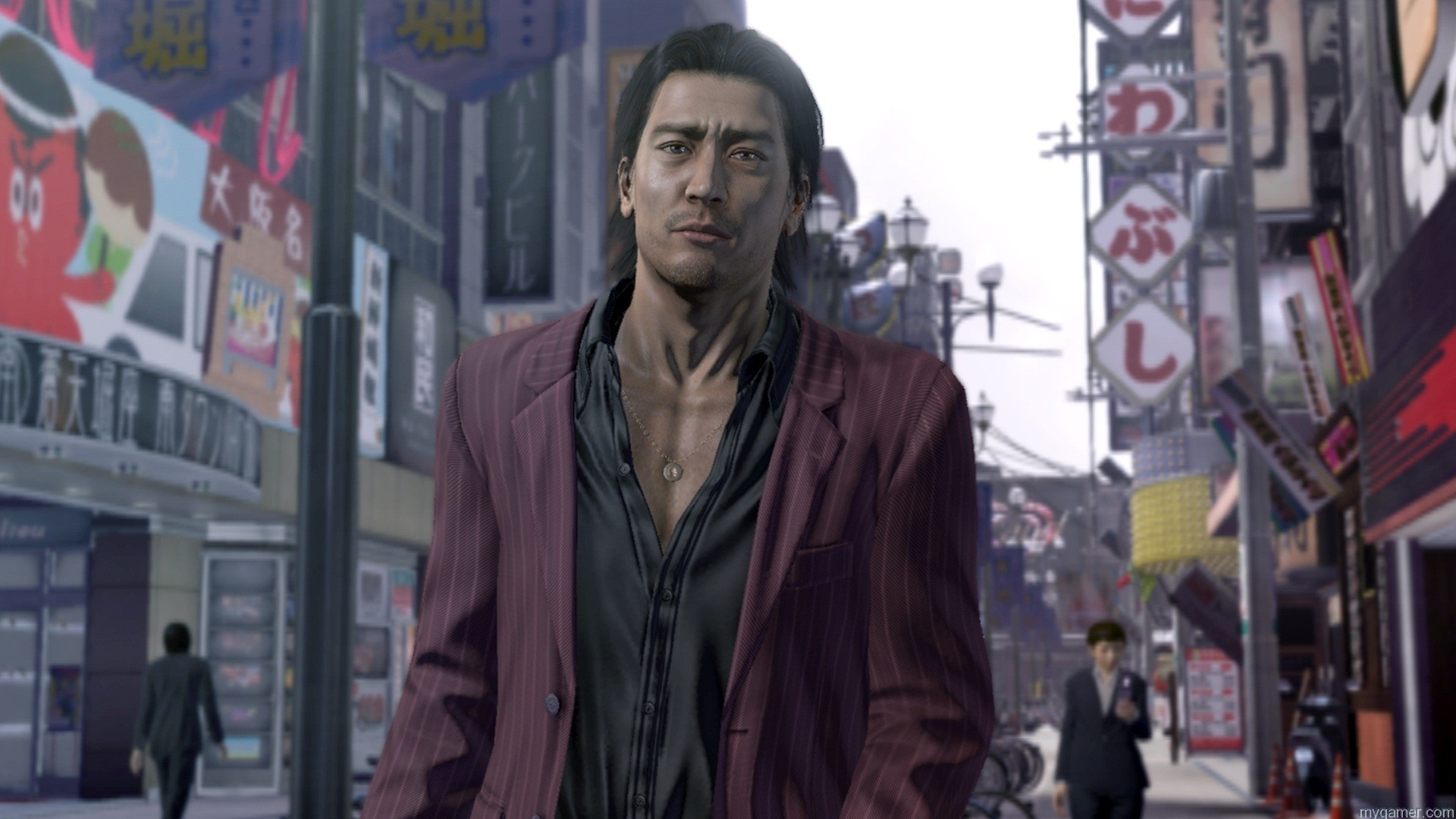 Yakuza 5 was made years ago and Japan and just recently came to the US. Yakuza 5 (PS3) Review Yakuza 5 (PS3) Review Yakuza 5