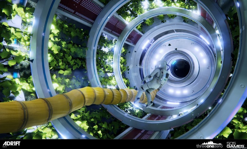 ADR1FT Now Available for Steam and Rift VR ADR1FT Now Available for Steam and Rift VR adrift 5 790x476