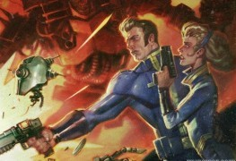 Check Out the Trailer for Fallout 4's First DLC Automatron Check Out the Trailer for Fallout 4's First DLC Automatron fallout4AutomatronDLC 263x180