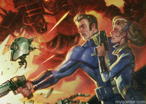 Check Out the Trailer for Fallout 4's First DLC Automatron Check Out the Trailer for Fallout 4's First DLC Automatron fallout4AutomatronDLC