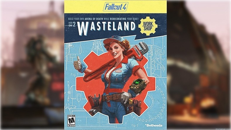 Fallout 4 Gets Its Second Batch of DLC - Wasteland Workshop Fallout 4 Gets Its Second Batch of DLC – Wasteland Workshop Fallout 4 Wasteland Workshop DLC Banner 790x444