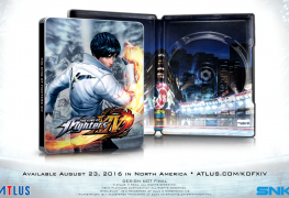 Here's What's Inside the The King of Fighters XIV Burn to Fight Premium Edition Here's What's Inside the The King of Fighters XIV Burn to Fight Premium Edition KOFGlam NoText 263x180