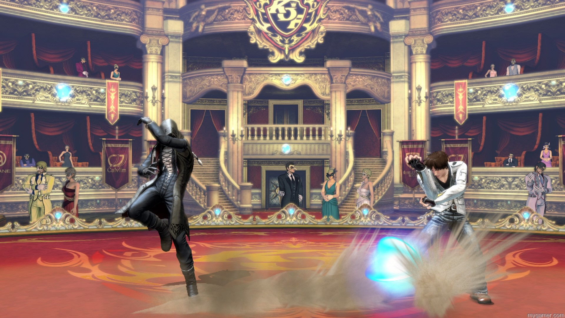KUKRI_03 Atlus and SNK Are Bringing KOF XIV Exclusively to PS4 in America Atlus and SNK Are Bringing KOF XIV Exclusively to PS4 in America KUKRI 03