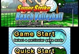 Natsume's Super Strike Beach Volleyball Now Available on 3DS eShop Natsume's Super Strike Beach Volleyball Now Available on 3DS eShop SSBV1 263x180