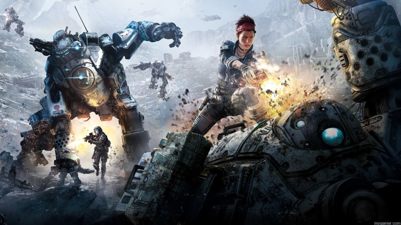 ICYMI - Here's The Titanfall 2 Trailer Before The Trailer ICYMI – Here's The Titanfall 2 Trailer Before The Trailer Titanfall 2 pic 790x444