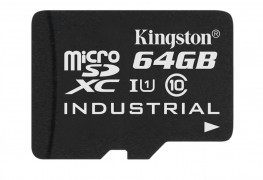 Kingston Has Just Released Weatherproof microSD Cards Kingston Has Just Released Weatherproof microSD Cards microSD Industrial Temp Card UHS I 64GB 263x180