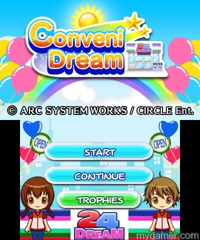 Circle Entertainment Releasing Conveni Dream on 3DS eShop May 26, 2016 Circle Entertainment Releasing Conveni Dream on 3DS eShop May 26, 2016 Conveni Dream Main