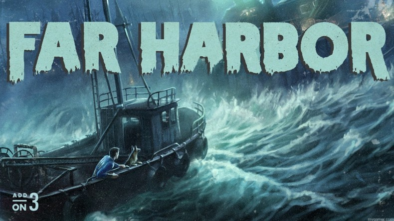 Watch The Trailer for Fallout 4's Far Harbor DLC Watch The Trailer for Fallout 4's Far Harbor DLC Far Harbor Fallout 4 DLC 790x444