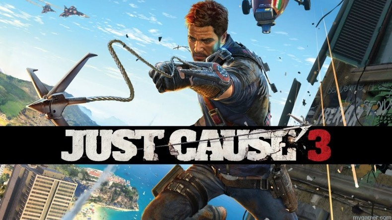 Mygamer Visual Cast Awesome Blast! Just Cause 3 Mygamer Visual Cast Awesome Blast! Just Cause 3 Just Cause 3 790x444