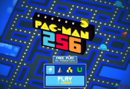 Pac-Man 256 Coming to Consoles and Steam in June Pac-Man 256 Coming to Consoles and Steam in June PacMan 256 Banner 263x180