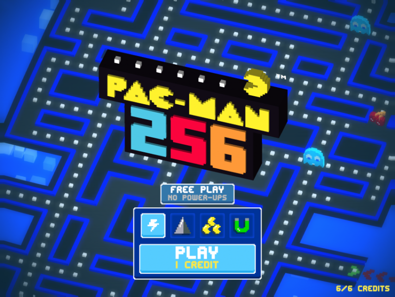 Pac-Man 256 Coming to Consoles and Steam in June Pac-Man 256 Coming to Consoles and Steam in June PacMan 256 Banner 790x593