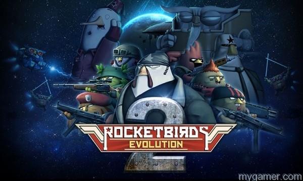 Rocketbirds 2: Evolution Review Rocketbirds 2: Evolution Review Rocket Birds Logo 600x359