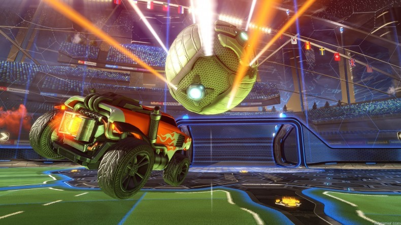 Xbox One and PC Rocket League Players Can Now Play With Each Other Xbox One and PC Rocket League Players Can Now Play With Each Other Rocket League 790x444