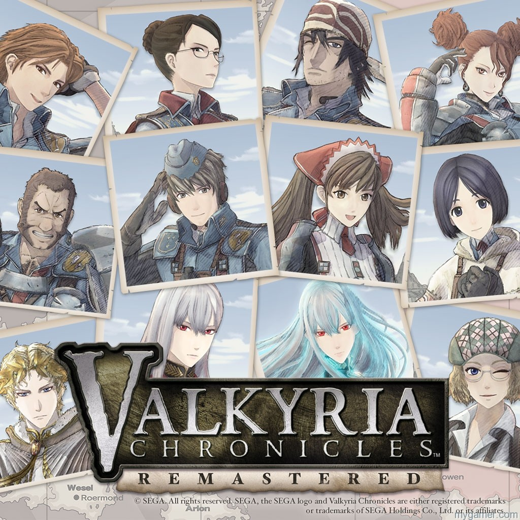 VCR_avatarPack_1462905479 Valkyria Chronicles Remastered PS4 Review Valkyria Chronicles Remastered PS4 Review VCR avatarPack 1462905479