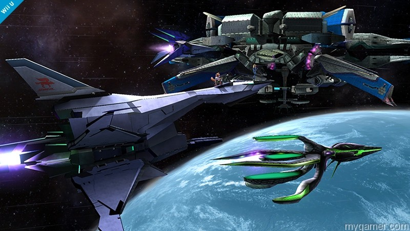 starfoxzeroimage Star Fox Zero Review Star Fox Zero Review starfoxzeroimage