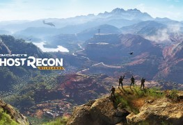 Ghost Recon: Wildlands Preview Ghost Recon: Wildlands Preview wildlands cover 263x180