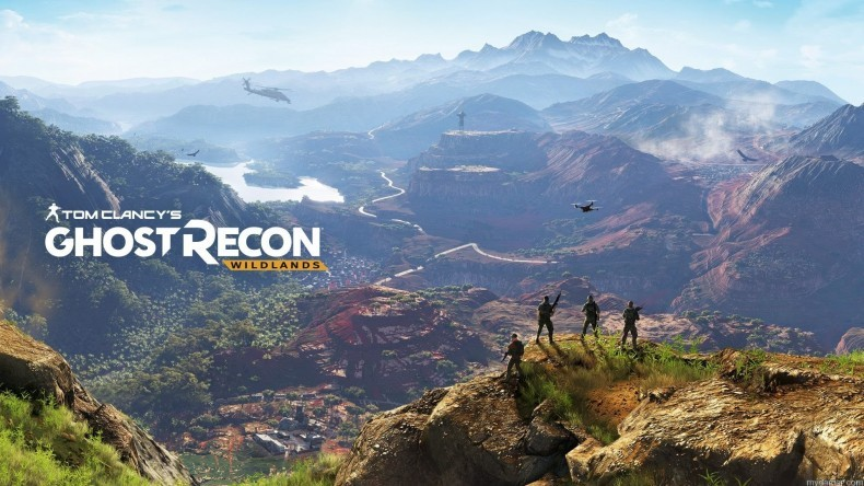Ghost Recon: Wildlands Preview Ghost Recon: Wildlands Preview wildlands cover 790x444