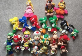 Retro Collectables – These BD&A Nintendo Plush Toys from 1997 Are Quite Valuable Retro Collectables – These BD&A Nintendo Plush Toys from 1997 Are Quite Valuable BDA Nintendo Plush All 263x180