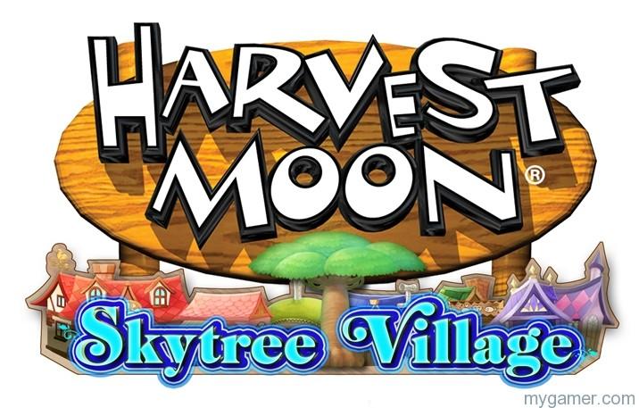 Harvest Moon: Skytree Village Announced for 3DS Harvest Moon: Skytree Village Announced for 3DS HMSkytreeVillageLogo