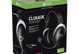 HyperX CloudX Official Xbox One Pro Gaming Headset Review HyperX CloudX Official Xbox One Pro Gaming Headset Review HyperX Cloud X box 263x180