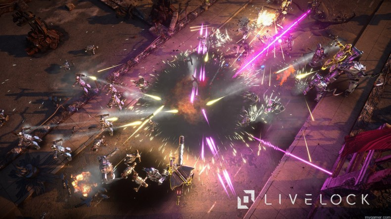 Co-Op Top Down Shooter Livelock Coming to Consoles in Aug Co-Op Top Down Shooter Livelock Coming to Consoles in Aug Livelock bann 790x444