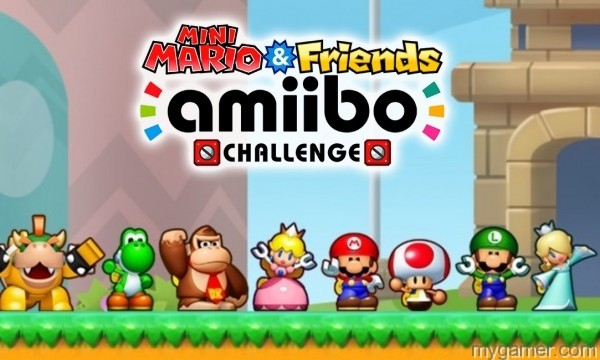 MyGamer Awesome Cast Visual Blast! Mini-Mario & Friends amiibo Challenge MyGamer Awesome Cast Visual Blast! Mini-Mario & Friends amiibo Challenge Mini Mario Friends amiibo Challenge